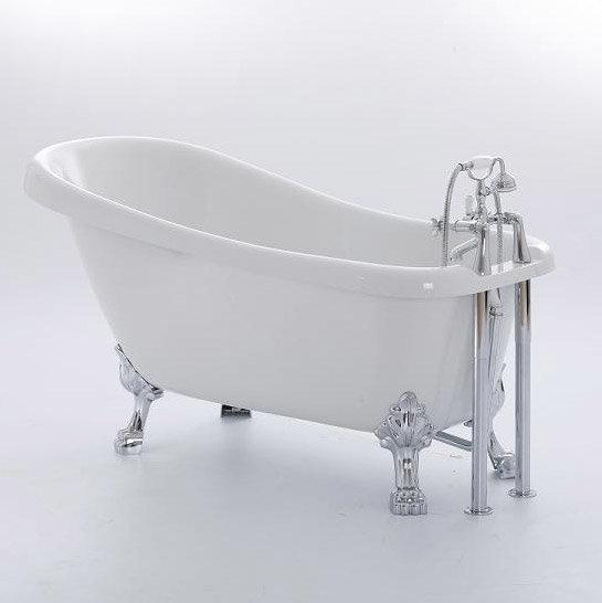 Royce Morgan Chatsworth 1530 Luxury Freestanding Bath with Waste Large Image