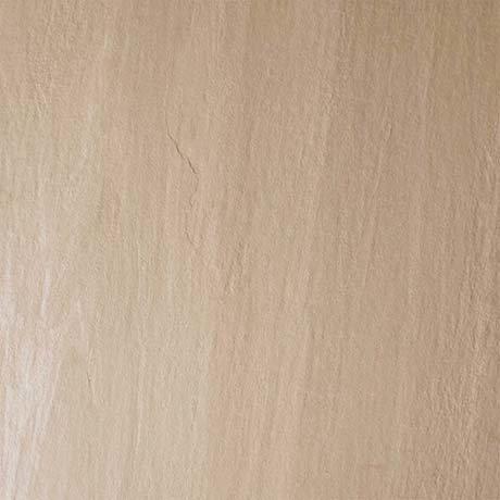Chesham Beige Outdoor Stone Effect Floor Tiles - 600 x 600mm