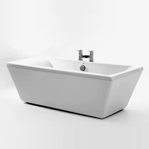 Royce Morgan Chiswick 1680 Luxury Freestanding Bath with Waste Large Image
