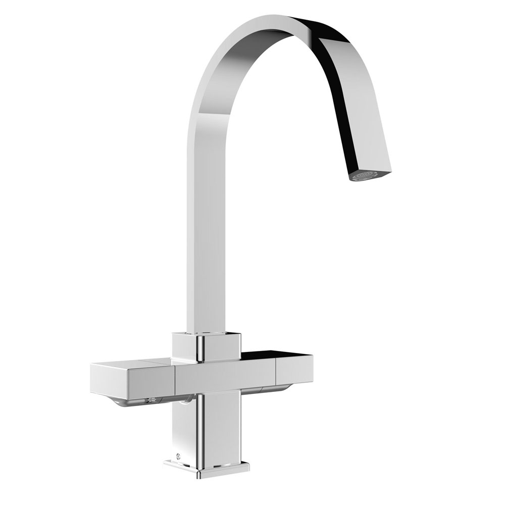 Bristan - Chocolate Easy Fit Monobloc Kitchen Sink Mixer - CHO-EFSNK-C