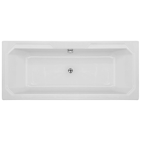Chatsworth Art Deco 1700 x 700 Double Ended Bath