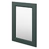 Chatsworth Mirror (600 x 400mm - Green) profile small image view 1