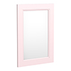 Chatsworth Mirror (600 x 400mm - Pink) profile small image view 1