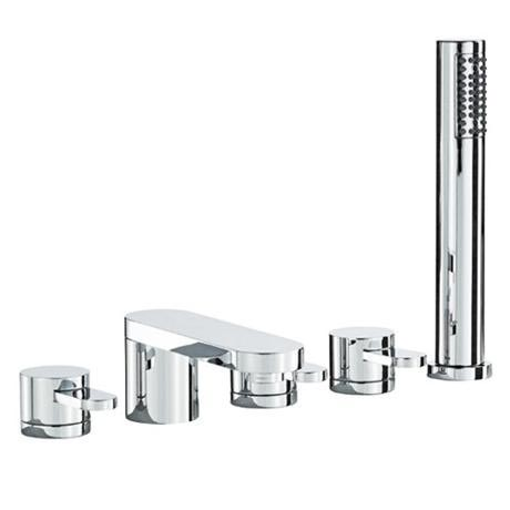 Mayfair - Cielo 5 Hole Bath Set - CIE057