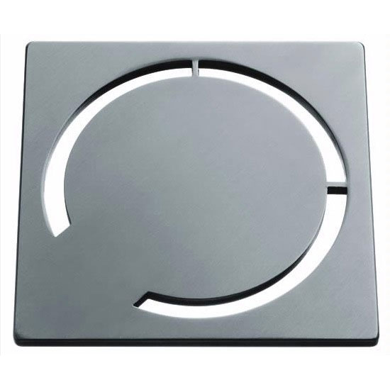 Geberit - Shower Grating - Puristic Circle profile large image view 1