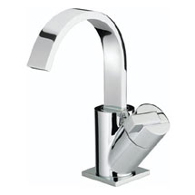 Bristan Chill Contemporary Basin Mixer Tap - Chrome - CL-BASNW-C