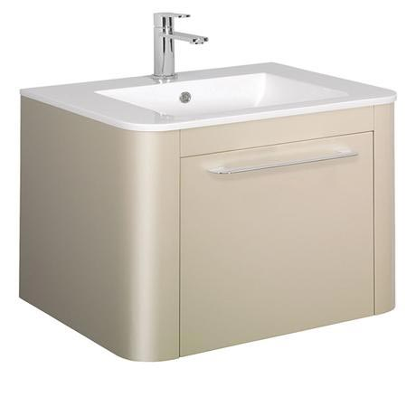 Bauhaus - Celeste Vanity Unit with Basin - Calico - 3 size options