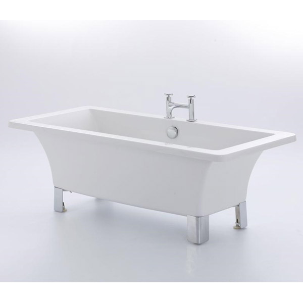 Royce Morgan Clarence 1600 Luxury Freestanding Bath with Waste Large Image
