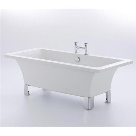 Royce Morgan Clarence 1600 Luxury Freestanding Bath with Waste
