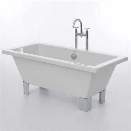 Royce Morgan Clarence 1690 Luxury Freestanding Bath with Waste