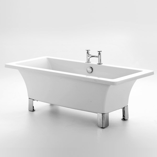 Royce Morgan Clarence 1785 Luxury Freestanding Bath with Waste Large Image