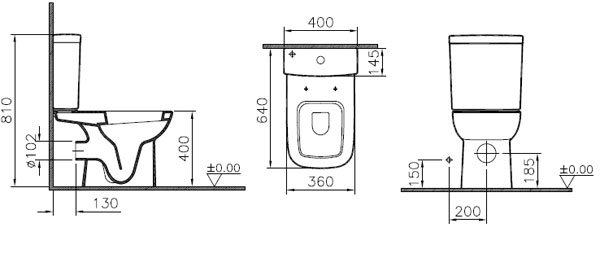 Standard Toilet Dimensions Uk Toilet Cubicle Sizes Standard Sanitary Ware Di