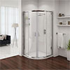 Cove Quadrant Shower Enclosure - 2 Size Options profile small image view 1