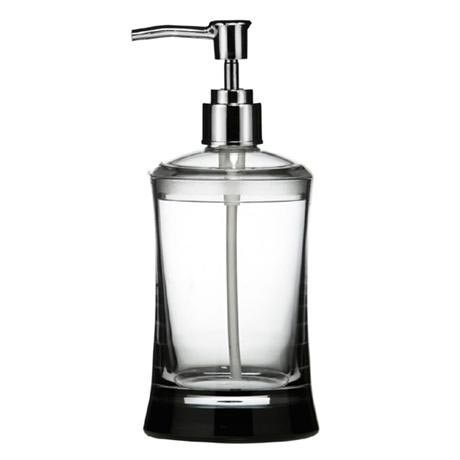 Clear Acrylic Lotion Dispenser