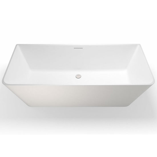 Clearwater - Patinato Natural Stone Bath - 1690 x 800mm - N3B Large Image