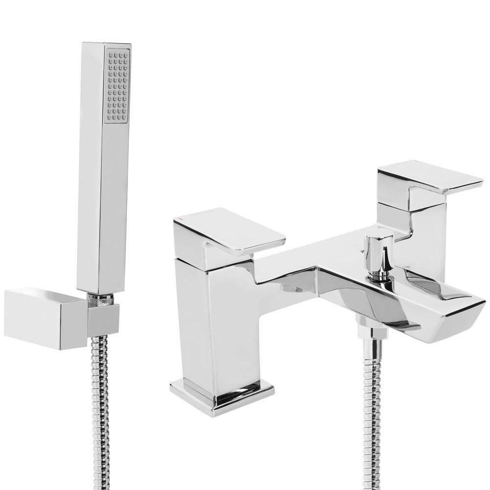 Bristan - Cobalt Bath Shower Mixer - COB-BSM-C Large Image
