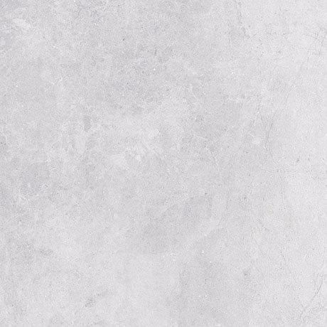Coleton Light Grey Stone Effect Large Format Floor Tile - 1000 x 1000mm