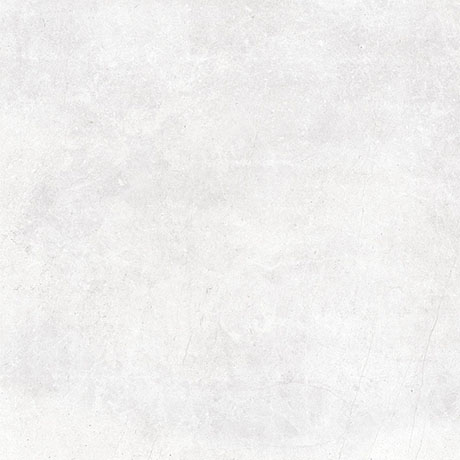 Coleton White Stone Effect Large Format Floor Tile - 1000 x 1000mm