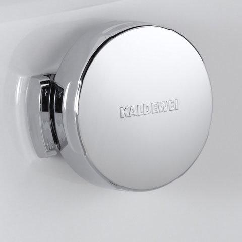 Kaldewei - Comfort Level Pop Up Bath Waste - Standard - 4001 Large Image