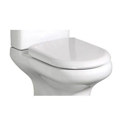 RAK Compact Soft Close Wrap Over Urea Seat profile large image view 1