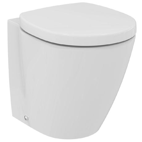 Ideal Standard Concept Space Compact Back to Wall Toilet