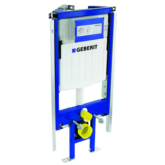 Geberit - Duofix Corner WC Frame with UP320 Cistern - 1.12m Large Image