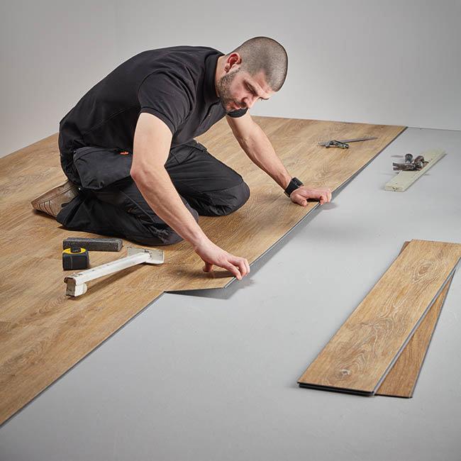 Karndean Palio Clic Montieri 1220 x 179mm Vinyl Plank Flooring - CP4504  Profile Large Image