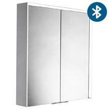 Roper Rhodes Compose Bluetooth Illuminated Mirror Cabinet - CP65AL Medium Image