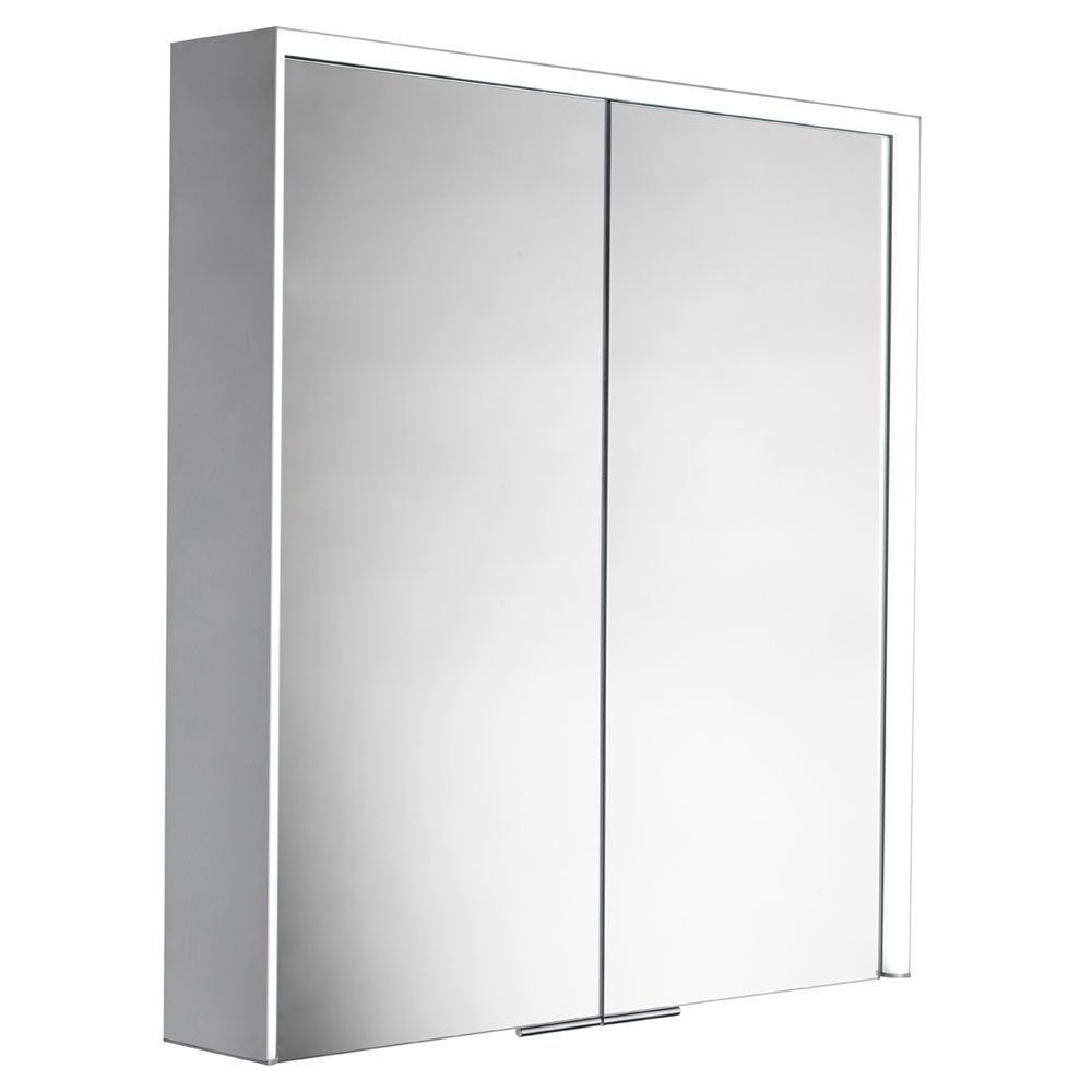 Roper Rhodes Compose Bluetooth Illuminated Mirror Cabinet - CP65AL Large Image