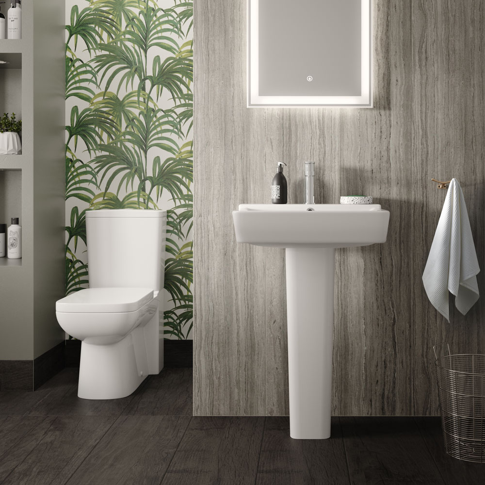 Hudson Reed Arlo 4 Piece Bathroom Suite