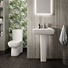 Hudson Reed Arlo 4 Piece Bathroom Suite profile small image view 1