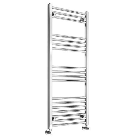 Reina Capo Flat Towel Rail - Chrome