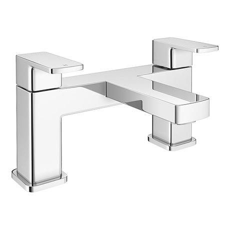 Turin Modern Chrome Bath Filler Tap - CPT7135