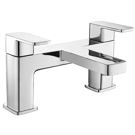 Turin Modern Chrome Bath Filler Tap - CPT7135