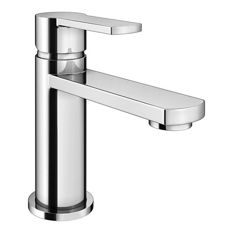 Brooklyn Modern Chrome Basin Mono Mixer Tap - CPT7182