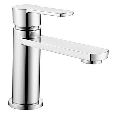 Brooklyn Modern Chrome Basin Mono Mixer (No Waste) CPT7182
