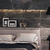 Carina Slate Effect Wall Tiles - Anthracite - 307 x 607mm Small Image