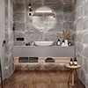 Carina Slate Effect Wall Tiles - Grey - 307 x 607mm Small Image