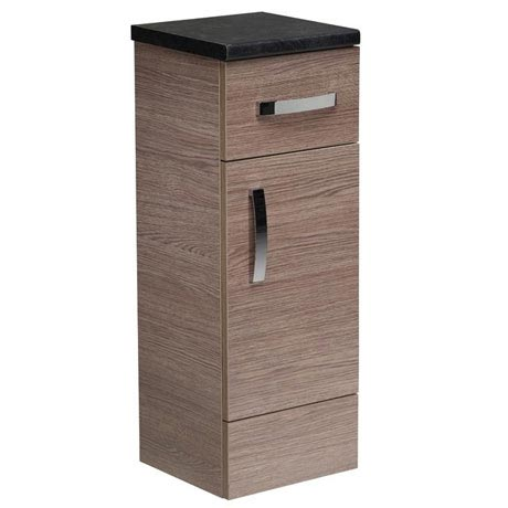 Tavistock Courier 300mm Freestanding Storage Unit - Montana Gloss