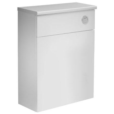 Tavistock Courier 600mm Back to Wall Unit - Gloss White Large Image