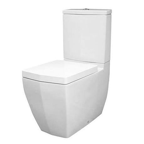 RAK Credenza Close Coupled Toilet with Soft Close Seat