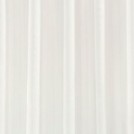 Cream H1800 x W1800mm Polyester Shower Curtain