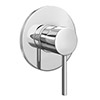 Cruze Modern Concealed Manual Shower Valve - Chrome Medium Image