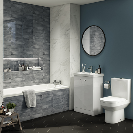 Cruze Modern Bathroom Suite