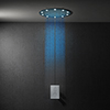 Cruze 400mm LED Round Shower Package with Concealed Valve profile small image view 1