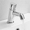 Cruze Modern Non Concussive Mono Basin Mixer profile small image view 1