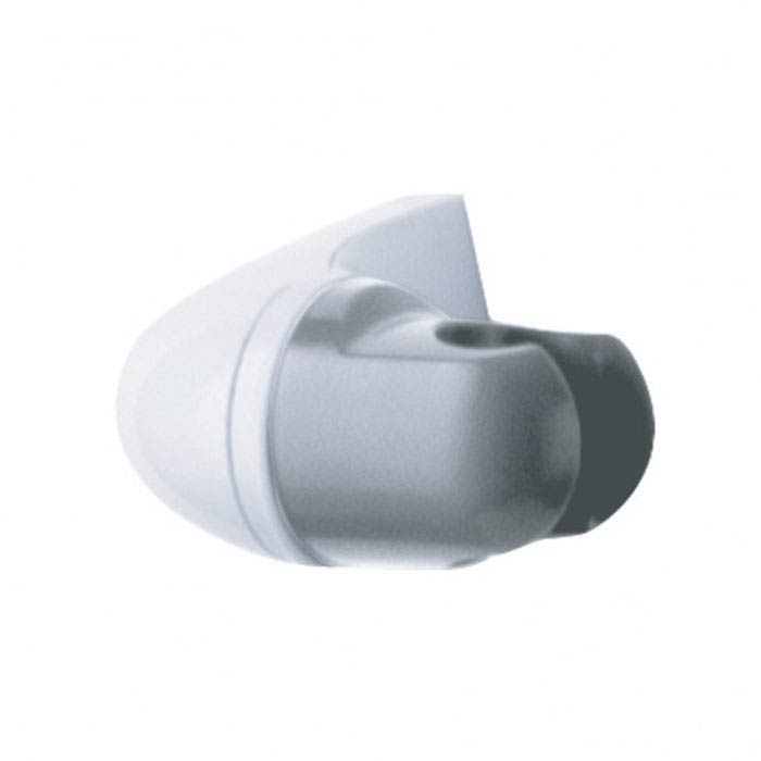 Triton Inclusive Shower Head Holder - White - CSGPHHWHT profile large image view 1