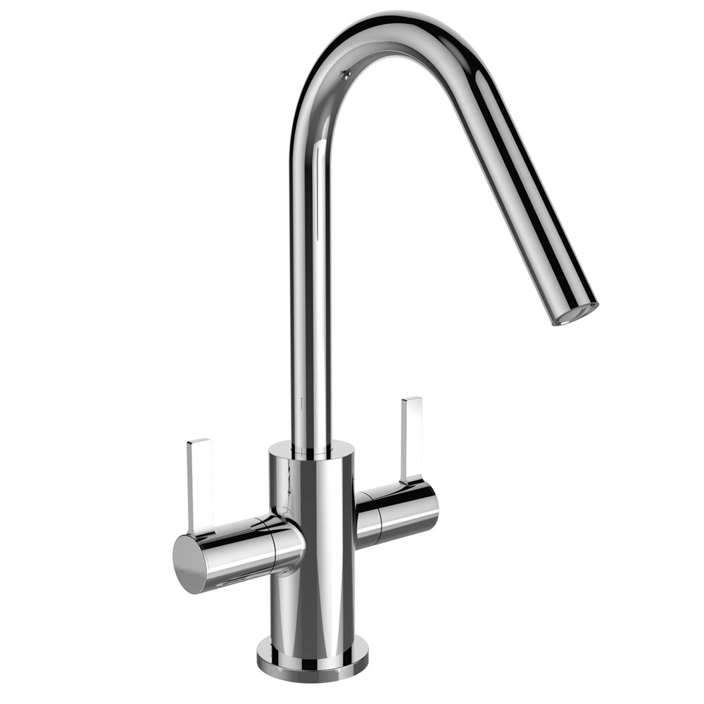 Bristan - Cashew Easy Fit Monobloc Kitchen Sink Mixer - CSH-EFSNK-C Large Image