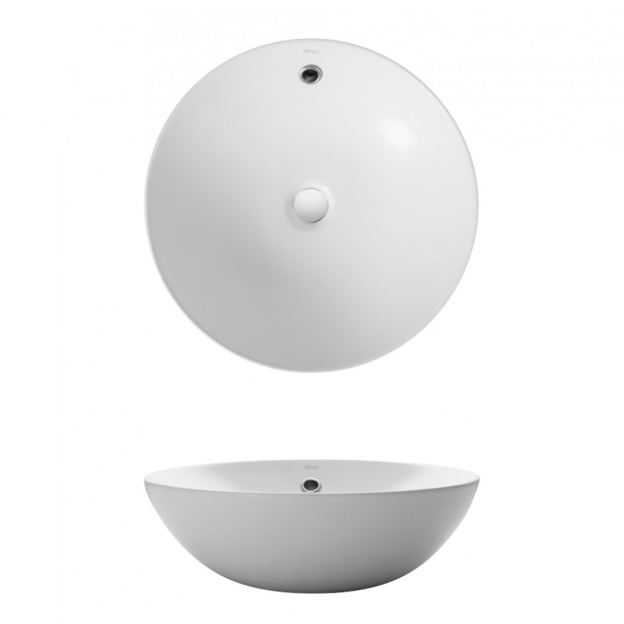 Bauhaus - Castellon Plus Countertop Basin - 430 x 430mm profile large image view 2