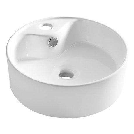 Bauhaus - Vienna 1 Tap Hole Countertop Basin - 390 x 390mm